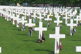 Netherlands American Cemetery - Margraten | The Netherlands